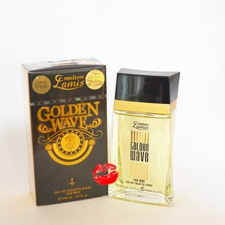 Golden Wave Creation Lamis Eau de Toilette 100 ml Herrenparfüm EdT Parfume homme