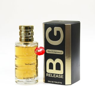 BIG release the Fragrance Omerta Eau de Toilette 100 ml Herrenparfüm EdT Parfume