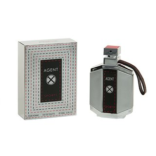 Agent X Sports Linn Young Parfume Eau de Toilette 100 ml Herrenparfüm EdT homme