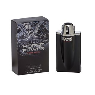 Horse Power Men Linn Young Parfume Eau de Toilette 100 ml Herrenparfüm EdT homme