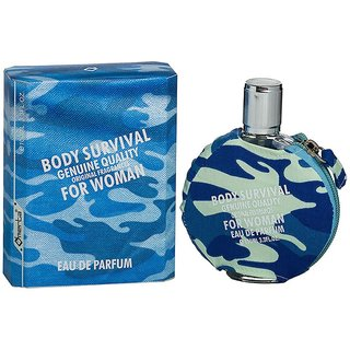 Body Survival Woman - Omerta Parfume Eau de Parfüm 100 ml Damenparfüm EdP femme