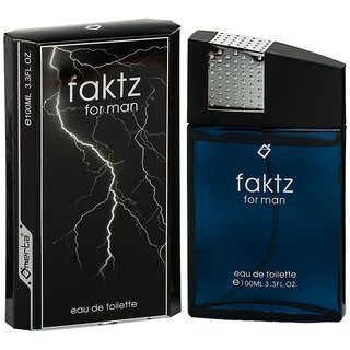 Faktz for Man Omerta Parfume Eau de Toilette 100 ml Herrenparfüm EdT pour homme