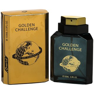 Golden Challenge Men - Omerta Eau de Toilette 100 ml Herrenparfüm EdT pour homme