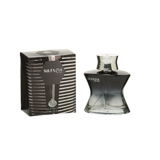 Silenzia - Real Time Parfume Eau de Toilette 100 ml Herrenparfüm EdT pour homme