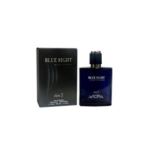 Blue Sight - Close2 Eau de Toilette 100 ml Herrenparfüm EdT Parfume pour homme