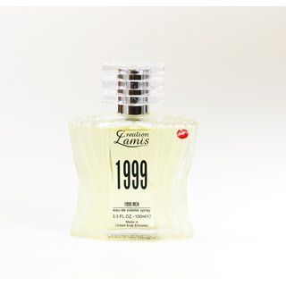 1999 Men - Creation Lamis Eau de Toilette 100 ml Herrenparfüm EdT Parfume homme