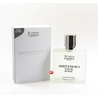 Arrivederci Pour Creation Lamis Eau de Toilette 100 ml Herrenparfüm EdT Parfume