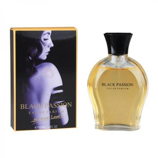 Black Passion - Streetlooks Eau de Parfüm 100  ml Damenparfüm EdP Parfume femme