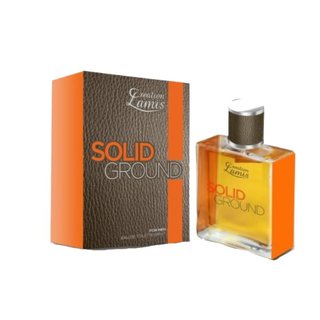 Solid Ground - Creation Lamis Eau de Toilette 100 ml Herrenparfüm EdT Parfume
