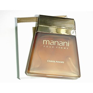 Manani - Chris Adams Eau de Parfüm 100 ml Damenparfüm EdP