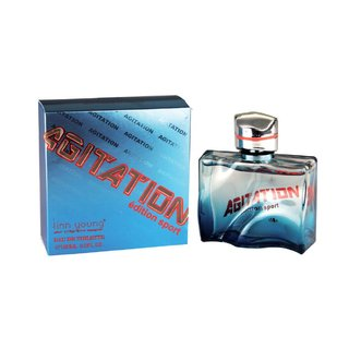 Agitation Edition Sport Men - Linn Young Eau de Toilette 100 ml Herrenparfüm EdT