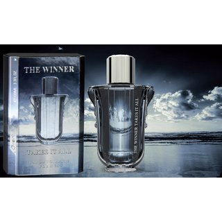 The Winner Takes It All - Omerta Parfume Eau de Toilette 100 ml Herrenparfüm EdT