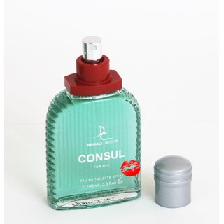 Consul - Dorall Collection Eau de Toilette 100 ml Herrenparfüm EdT Parfume homme