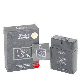 Touch of Black Creation Lamis Eau de Toilette 100 ml Herrenparfüm EdT Parfume