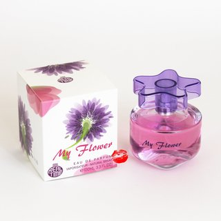 My Flower - Real Time Eau de Parfüm 100 ml Damenparfüm EdP Parfume pour femme