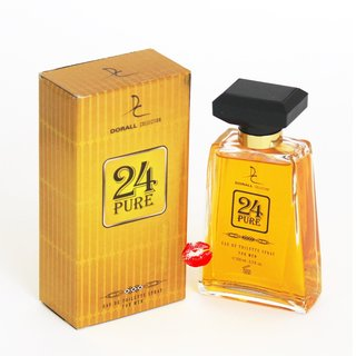 24 Pure Men - Dorall Collection Eau de Toilette 100 ml Herrenparfüm EdT Parfume
