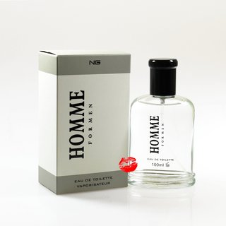 Homme for Men NG Parfume Eau de Toilette 100 ml Herrenparfüm EdP Parfume