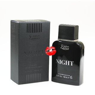Night for Men - Creation Lamis Eau de Toilette 100 ml Herrenparfüm EdT Parfume