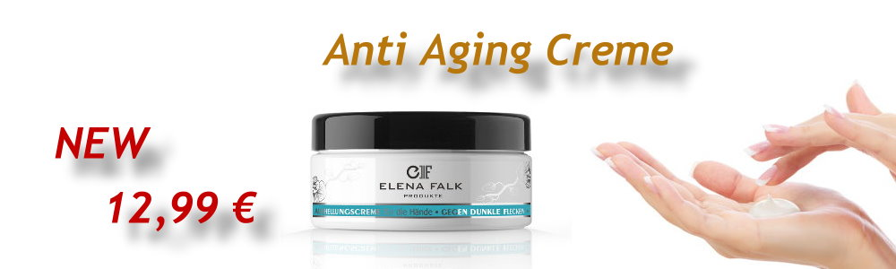 Elena Falk Kosmetik - Anti Aging Creme